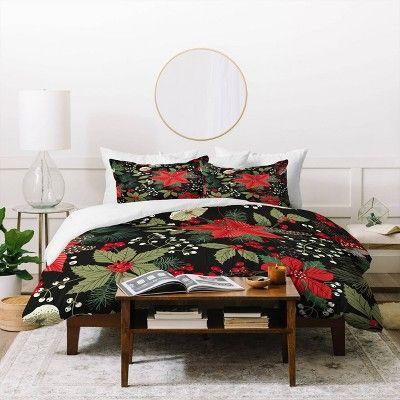 Miracle Of Christmas Duvet Set Deny Designs Christmas Duvet Duvet Sets Bedding Sets