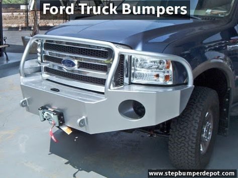 Planning For Your Ford Truck Rear Or Front Bumper Replacement We Are Providing A Great Discount On Each Re Truck Bumpers Truck Bumpers Ford Custom Trucks