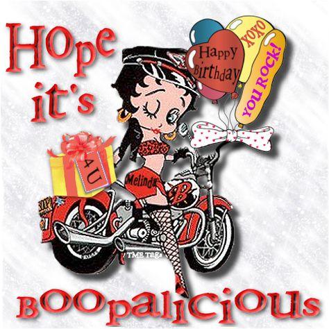 (5) My world of Betty Boop