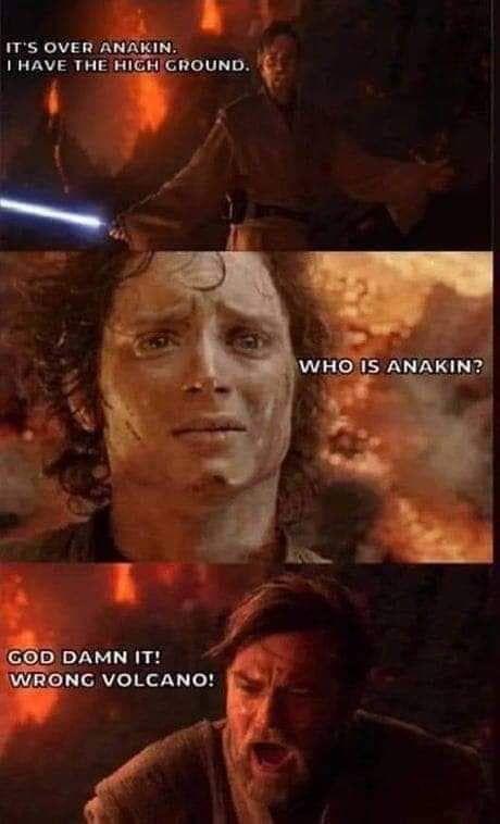 Sry For Shit Quality Funny Star Wars Memes Star Wars Humor Star Wars Jokes