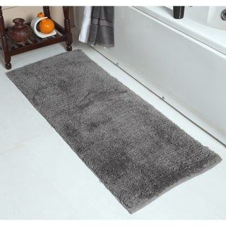 Micro Shag Soft Bath Rug 24 X 60 Inches Bath Mat Sets Bath Rugs