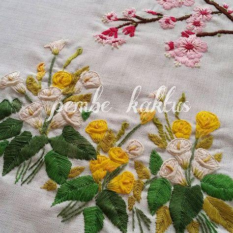 emek #embroiderydesign...
