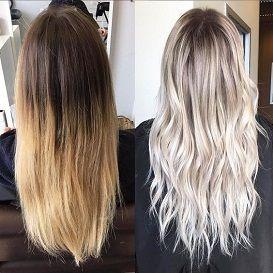 Gratis Mor Sampuan Kullananlar Icy Blonde Hair Blonde Hair