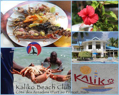Kaliko Beach Club In Haiti