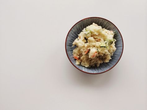 style fare: Japanese Potato Salad