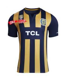 buy online 7b6fe 413b5 Rosario Central 19/20 Wholesale Home Cheap Soccer Jersey ...