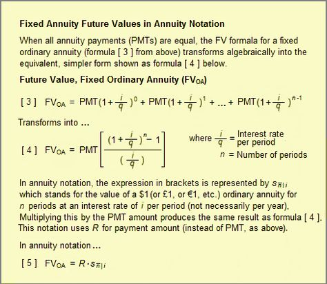 Annuity Fixed Variable Defined Explained Calculated Examples - cost benefit analysis format
