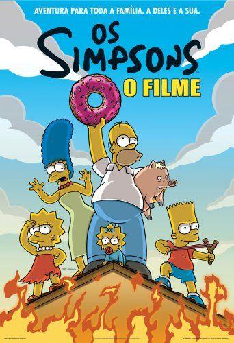 Assistir Os Simpsons O Filme Dublado Online No Livre Filmes Hd Simpsons O Filme Os Simpsons Filme Os Simpsons
