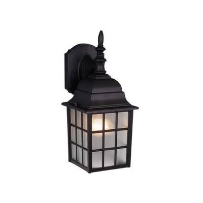 Mattoon 3 Light Outdoor Wall Lantern Outdoor Wall Lighting Black Outdoor Wall Lights Outdoor Wall Lantern