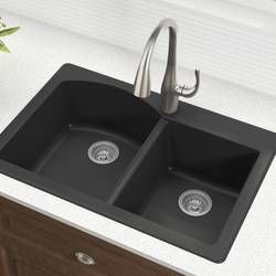 Fireclay 24 L X 19 W Farmhouse Apron Kitchen Sink In 2020 Drop