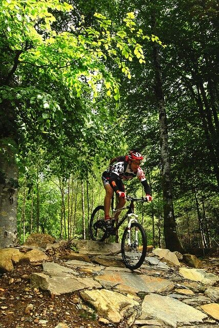 Mountain Bike Trails In Pa