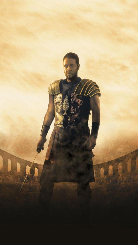 Gladiator (2000) Phone Wallpapers   Moviemania
