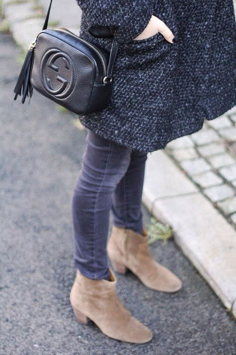 bag + booties