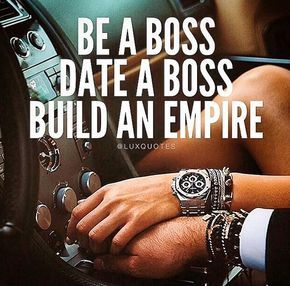 "Jeff Beal on Twitter: ""Be A Boss. Marry A Boss. Build An Empire ..."
