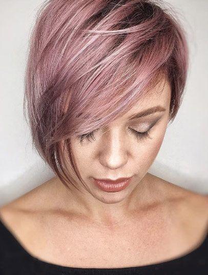 Share Tweet Pin Mail Classic cut. (Dani Waterman) Deep redasymmetric lob. (Chris Weber) Glam waves. (Brittany Gonzalez) Blonde highlights. (Ashley) Side-parted bob. (Amanda Cypert) ...