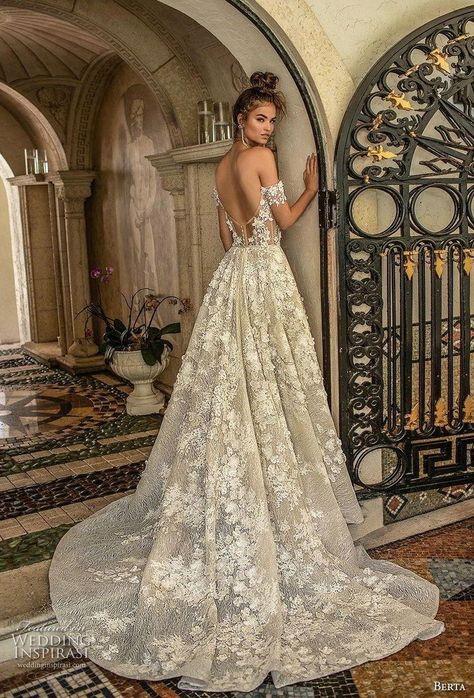 "ea59ea22bf 65 aurora couture 2019 wedding dresses — ""russian glory"" bridal collection  wedding inspirasi 50 » Welcomemyblog.com"