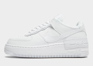 Air Force 1 Shadow Dames - Wit - Dames, Wit | Sneaker, Nike ...