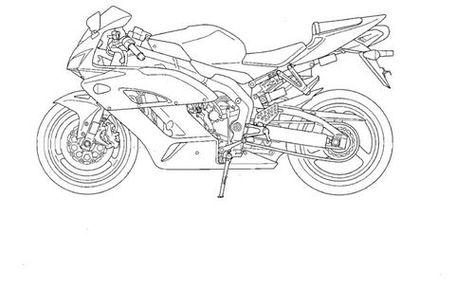 Honda CBR1000RR service manual 2004-2007 500 pages! PDF
