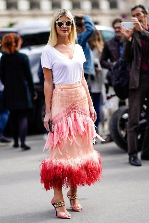 Summer Street Style Looks to Copy Now Fall street style fashion / Fashion week