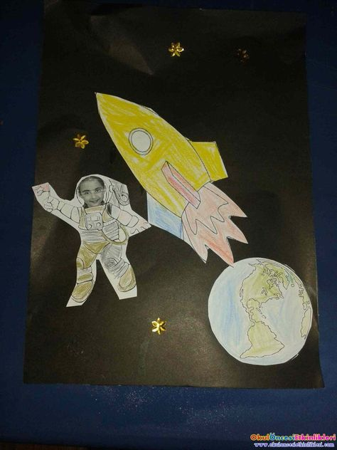 Okul Oncesi Uzay Etkinlikleri Ornekleri Okul Oncesi Etkinlikleri