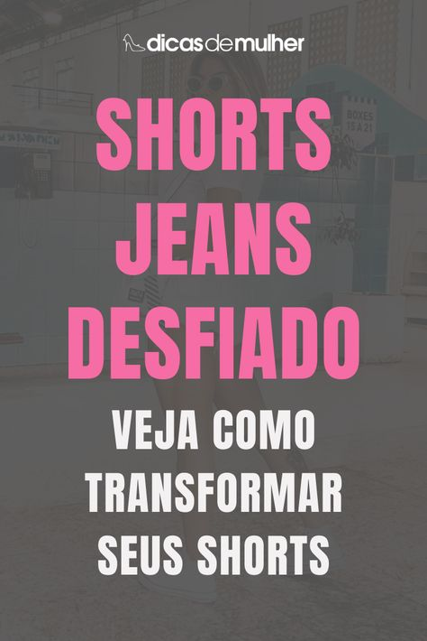 #dicas #shorts #jeans