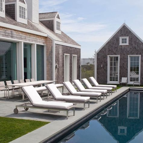 Sunday's are for relaxing. Image from Jacobsen Architecture