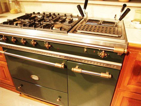 Cucine Ristoranti Usate Prezzi.Cucine Professionali Per Ristoranti E Casa Lacanche Chambertin