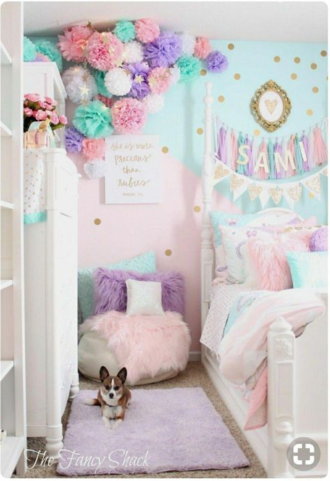 Girl Decorating Ideas For Bedrooms Pretty In Pink Or Not Deco