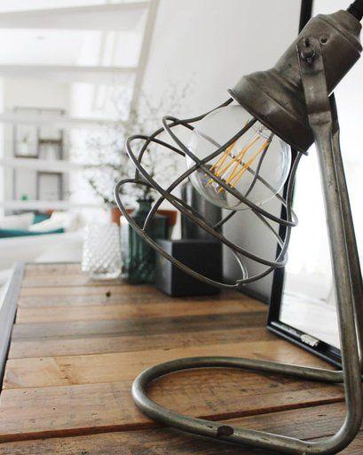 Tafellamp Hector Kwantum Tafellamp Interieur Garage Verbouwen