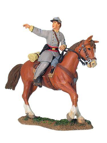 WBritain 17678 Stonewall Brigade, Sandie Pendleton Mounted
