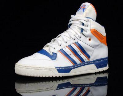 Rockin the Sneaks(For the Knicks!) Original Adidas Attitude