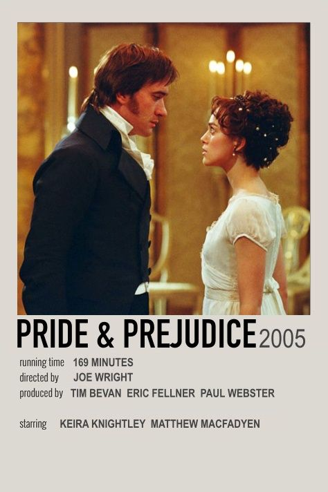 pride and prejudice movie polaroid