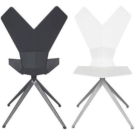 Tom Dixon Poltrona.Y Chair Swivel Tom Dixon Cadeira Poltrona Poltrona E Cadeiras