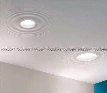 Ygc 5001 Modern Elegant Trimless Recessed Ceiling Decorationled Led Gypsum Plaster Lamp Buy Led Ceiling Gypsum Led Ceiling Lamp Recessed Ceiling Led Ceiling
