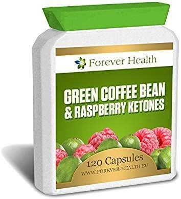 Green Coffee Bean Extract Plus Raspberry Ketone Lose Up To 4 5
