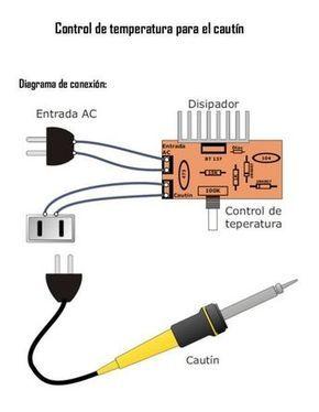 Pin De Edbursa En Proyectos Que Intentar Cautin Electrico Electrónica Electricidad Y Electronica