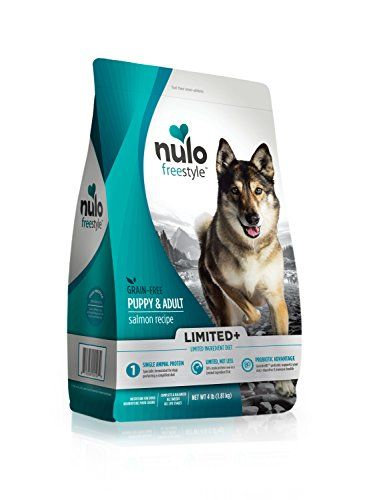 Nulo Puppy Adult Freestyle Limited Plus Grain Free Dry Dog Food