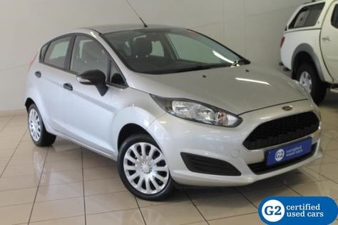 2016 Ford Fiesta 5 Door 1 4 Ambiente Cars For Sale Find Used