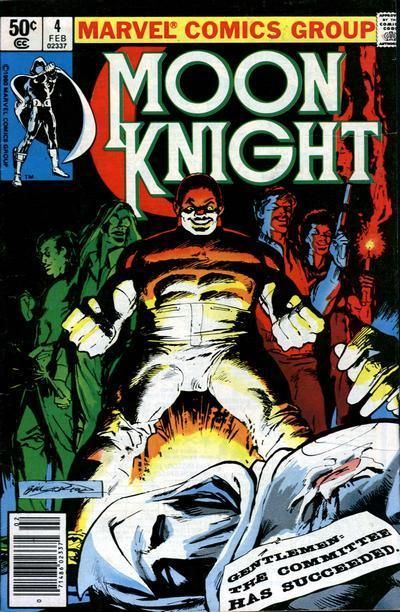 Image result for MOON KNIGHT VOL 1 4
