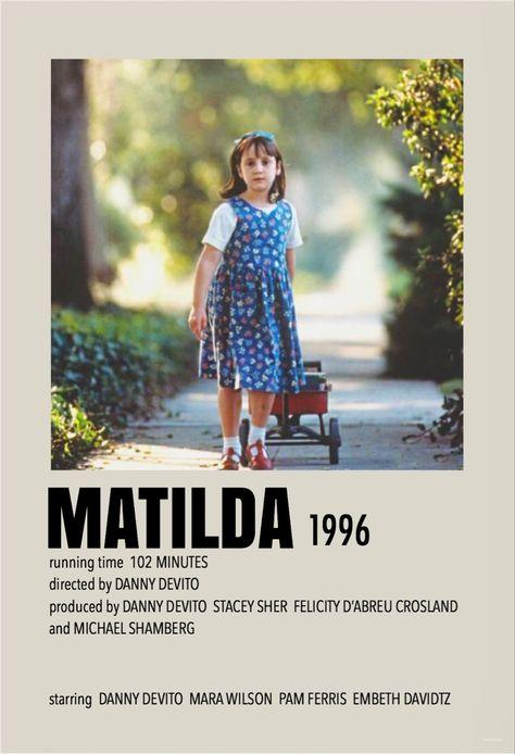 Matilda by millie