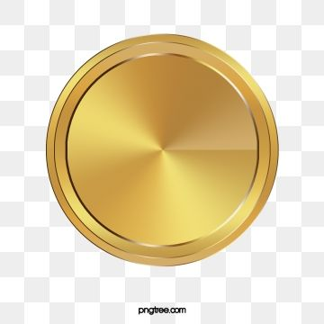 Gold Badge Vector Material Golden Badge Vector Png Transparent Clipart Image And Psd File For Free Download Circle Clipart Graphic Design Background Templates Golden Circle