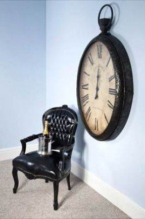 Large Pocket Watch Wall Clock Ideas On Foter In 2020 Extra Large Wall Clock Large Wall Clock Wall Clock