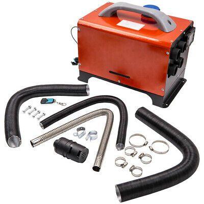 12v 8kw Diesel Air Heater With 4 Holes Lcd Display For Motorhome Van Boats In 2020 Motorhome Diesel Lcd