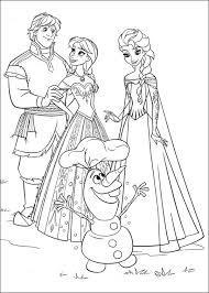 Resultado De Imagem Para Desenhos Para Colorir Frozen Olaf
