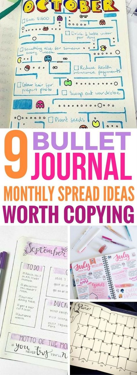 Menu and grocery list bullet journal layout My Bullet Journaling - copy recommendation letter format for tatkal passport