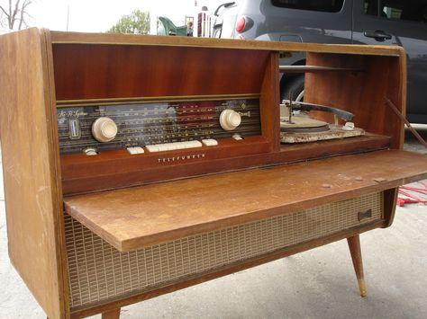 mid century modern stereo cabinet - Google Search cabinets - ikea sideboard k amp uuml che