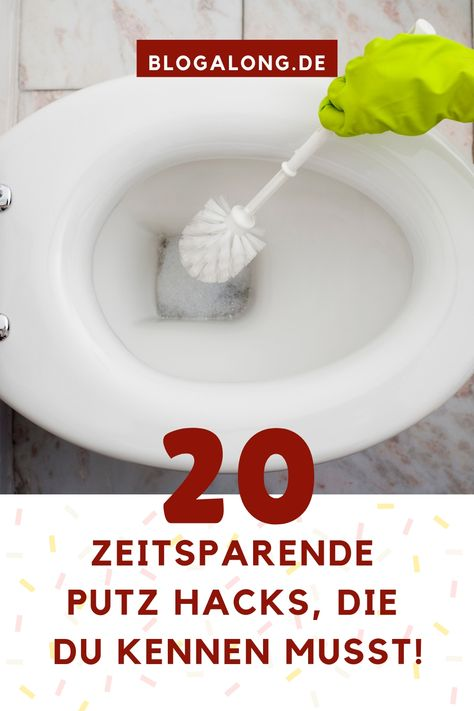 20 zeitsparende Putz Hacks, die dein Leben verändern #putzhacks #putzen #lifehacks #hacks #blogalong