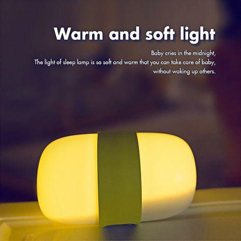 Night Lights For Kids Baby Nursery Light Handheld