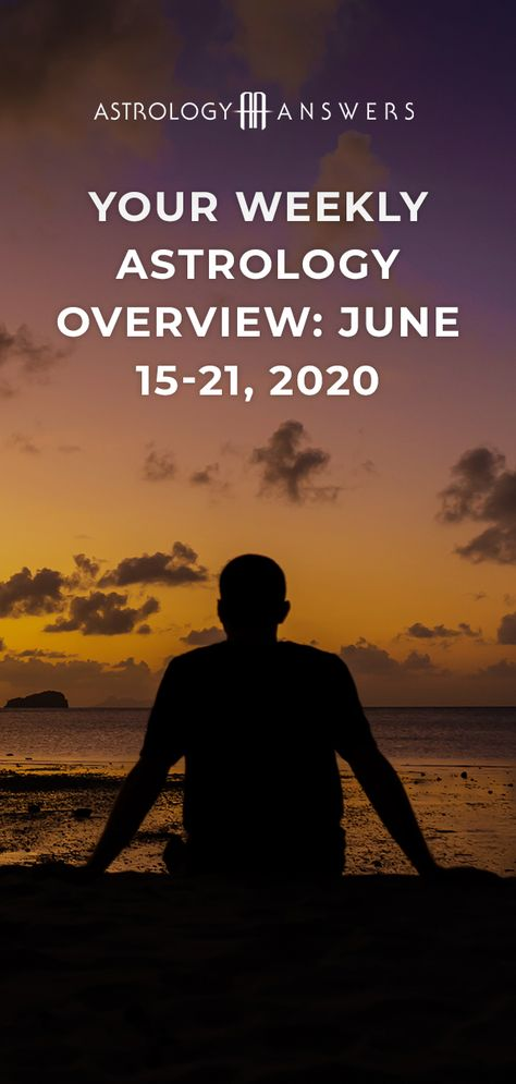 June 2020 astrology is all about the retrogrades and eclipses. Check out the astrology overview for June 15-21, 2020. #astrology #astrologyanswers #astrologyoverview #juneastrology