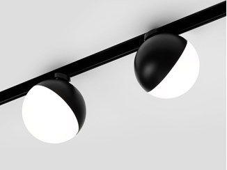 glass pendant lamp track light inf